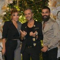 عيد ميلاد المصمم اللبناني إيلي فارس