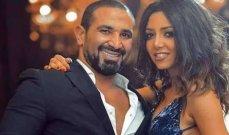 """زوجة أحمد سعد الجديدة توجه رسالة لهذا الشخص: """"مصممة تتهزأ""""- بالصورة"""