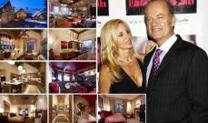 كيلسي غرامر يضطر لخفض سعر منزله إلى 14.955 مليون دولار..بالصور