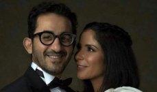 أحمد حلمي ومنى زكي يدعمان ابنتهما بهذا المشروع