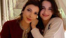 شام الذهبي تعلّق على زواج والدتها أصالة من فائق حسن-بالصورة