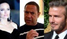 عادات سيئة عند النجوم.. أنجلينا لا تنظف أسنانها وديفيد بيكهام يضع اصبعه بأنفه وعادة أشرف عبد الباقي مضحكة!