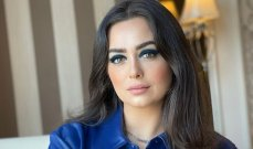 بالصورة - هبة مجدي ترزق بمولودها الجديد ونادية الجندي أول المهنئين