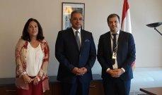 رئيسة لجنة مهرجانات بعلبك الدولية تعمل لتفعيل المهرجان بالتعاون مع وزارة الثقافة