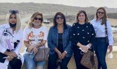 يسرا وإلهام شاهين وليلى علوي وهالة صدقي يشاركن بأكبر كشف أثري في القرن- بالصور