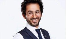 """أحمد حلمي يعبر عن فخره بمشاركته في """"الإختيار 2"""" بصورة كاريكاتورية"""