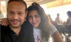 محمد حلاوة يحتفل بعيد ميلاد ريهام حجاج برسائل رومنسية