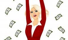 نجمة مشهورة تسرق أموال المنتج بعد أن ترك أسرته من أجلها