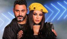 """بالفيديو- هيفا وهبي تتصدّر سباق الأغاني مع أكرم حسني بـ""""لو كنت"""""""