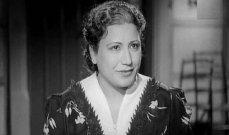 """فردوس محمد لُقّبت بـ""""أم السينما المصرية"""" وجمعتها صداقة بـ أم كلثوم..ولهذا السبب أخفت إبنتها"""