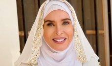 دينا تكشف سر ظهورها بالحجاب.. وما علاقة سوسن بدر؟- بالصورة