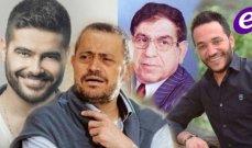 ناصيف زيتون وحسين الديك أطلقا أعمالهما وجورج وسوف عاد إلى الكليبات وتكريم سهيل عرفة