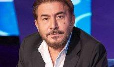 """بالصورة- عابد فهد يستدل الستارة عن بوستر """"دقيقة صمت"""""""
