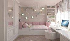 إليك الديكور المثالي لغرفة نوم صغيرة.. بالصور