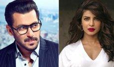 مغنية هندية تتلقى تهديداً بالقتل من معجب لـ سلمان خان بسبب بريانكا شوبرا