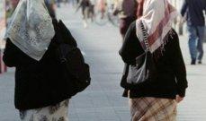 """بالفيديو- ممثلتان تتعرضان لإعتداء خلال تصوير """"فوق السحاب"""" في بلد اوروبي بسبب ارتدائهما الحجاب"""