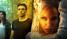 أنجلينا جولي بطلة خارقة في تيزر فيلم Eternals وهذا موعد عرضه-بالفيديو