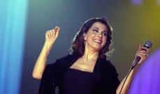 بعد حادثة إغمائها على المسرح.. وزير الثقافة يطمئن على صحة ماجدة الرومي