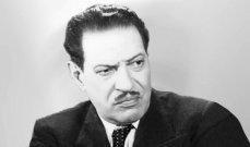 نجيب الريحاني رائد الكوميديا والمسرح.. وهذه أسرار وفاته الغامضة