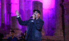 عمر العبد اللات مسك ختام مهرجان جرش ويشارك بافتتاح مهرجان الإعلام الأردني-بالصور والفيديو