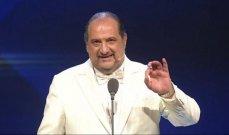 """خالد الصاوي :""""كان سيغمى على زوجتي بسبب هذا الفيلم"""""""