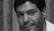 خاص بالصور- منى واصف وغسان مسعود وغيرهما في عزاء شوقي الماجري في دمشق