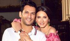ظهور إيمان الباني بالحجاب مع زوجها مراد يلدريم..فما القصة؟-بالصورة