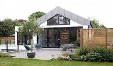 عائلة تبني منزلاً مضاداً للحساسية في بريطانيا.. بالصور