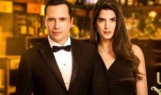 """صورة مسربة من كواليس """"عروس بيروت 3"""" وماذا حصل بين خليل الضاهر ونايا؟"""