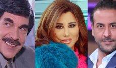 عبد المنعم عمايري يتمنى الزواج من نجوى كرم وما حقيقة وفاة ياسر العظمة؟