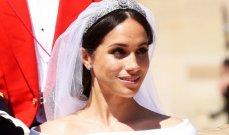 بالصور-فستان زفاف ميغان ميركل من جيفنشي