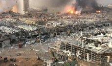 """""""بيروشيما"""" فيلم نقل أحداث كارثة مرفأ بيروت.. وهذه تفاصيله"""