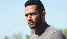محمد رمضان يتلقى رسالة معايدة من نجم La Casa De Papel-بالفيديو