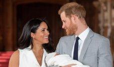 ليليبيت إبنة الأمير هاري وميغان ماركل ممنوعة من العمادة في إنكلترا!