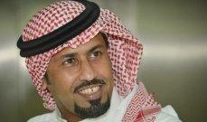 عبد العزيز الشمري يتعرض لجلطات دموية تهدد حياته ويطلب المساعدة