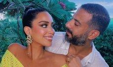 محمد فراج يثير إعجاب المتابعين بمغازلته لزوجته