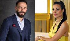 بالفيديو - فيليب أسمر يفضح أجواء نادين نسيب نجيم وقصي خولي في زفاف ماريتا الحلاني