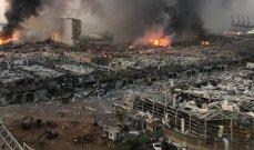 إليسا ونوال الزغبي ومايا دياب وزين العمر وغيرهم يتفاعلون في ذكرى انفجار مرفأ بيروت