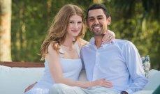 نائل نصار في أول تعليق بعد زواجه من إبنة بيل غيتس