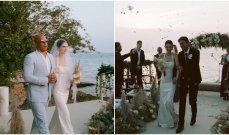 خطوة فين ديزل المؤثرة مليئة بالوفاء في حفل زفاف ابنة بول ووكر