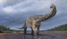 بيع ديناصور عمره 66 مليون عام بسعر خيالي وهذه صوره