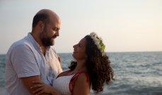 خاص وبالصور- نيكولا الخوري وزوجته زينة يرزقان بمولودتهما الأولى آيلا.. طفلة رائعة الجمال