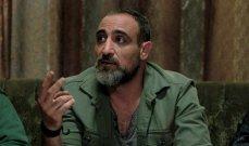 عبدو شاهين يشوق متابعيه لدوره في الهيبة جبل-بالفيديو