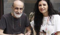 خاص الفن-  رشا شربتجي تكشف حقيقة وفاة والدها هشام شربتجي