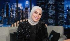 بالصورة - أنباء عن خلع نداء شرارة الحجاب وهي تكشف الحقيقة ..هل اتخذت هذا القرار؟