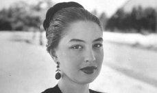 كاميليا.. أحبها الملك فاروق ورشدي أباظة أُصيب بإنهيار عصبي بعد وفاتها في حادث مروع