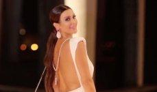 خاص بالصور- هذه تفاصيل إطلالة كاتيا كعدي الجميلة في ختام مهرجان الجونة