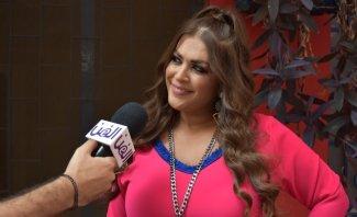 """خاص وبالفيديو - نادين صعب :""""أنا الفنانة اللبنانية الوحيدة الناجحة في المغرب.. ولست خليفة نجوى كرم"""""""