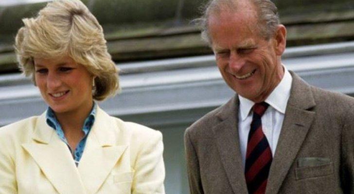 بعد وفاته.. الكشف عن رسائل صادمة من الأمير فيليب إلى الأميرة ديانا