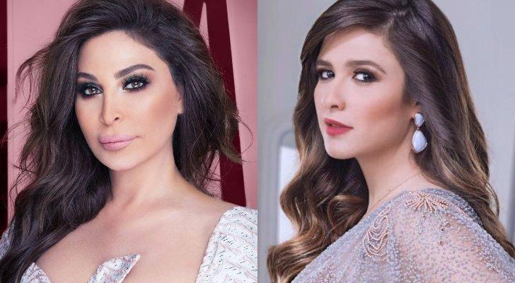 بالفيديو - ياسمين عبد العزيز تستعين بـ إليسا لتطمئن الجمهور على حالتها الصحية